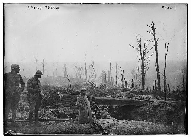 Commémoration première guerre mondiale